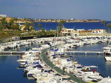 campoamor jachthaven port